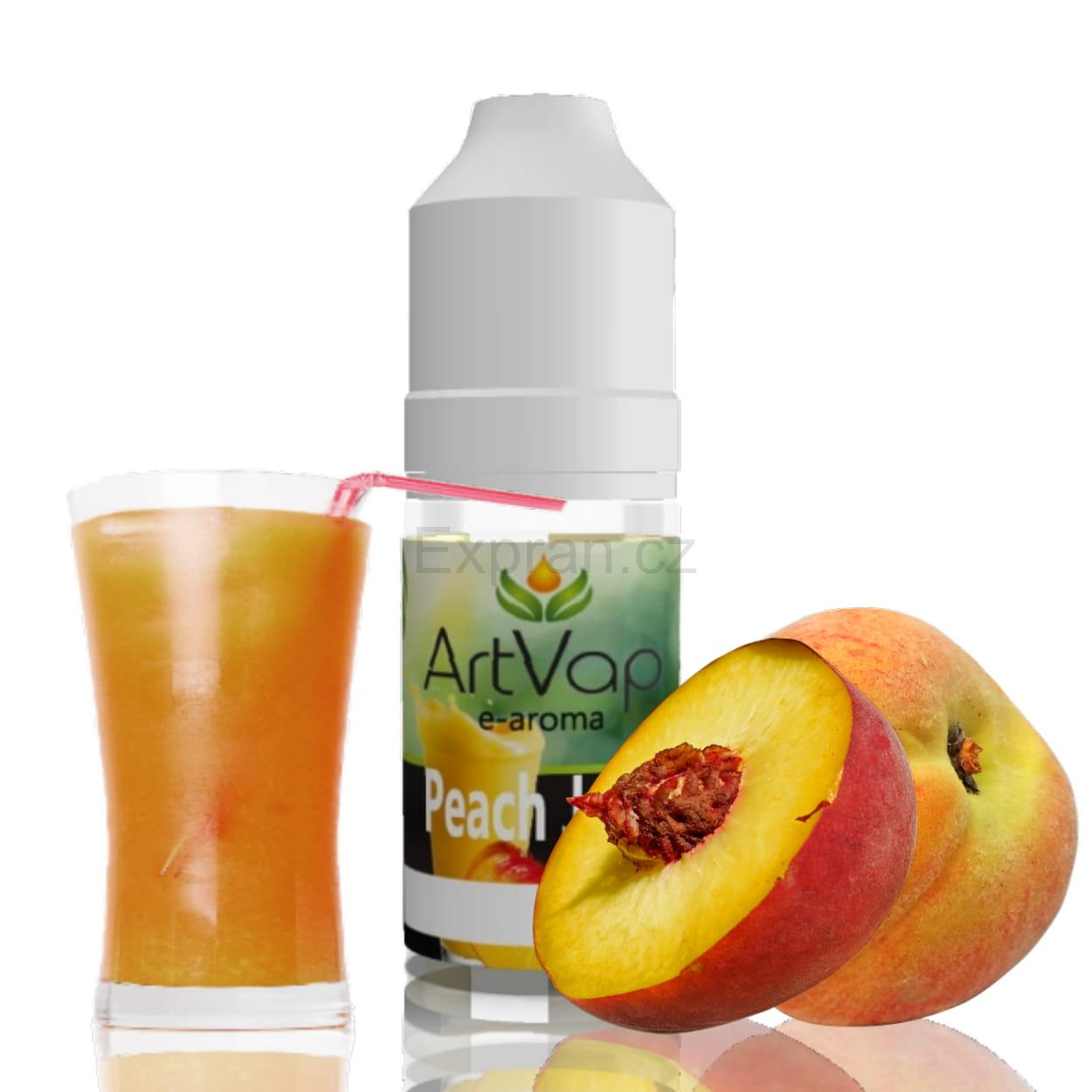 10 ml ArtVap - Peach Juice