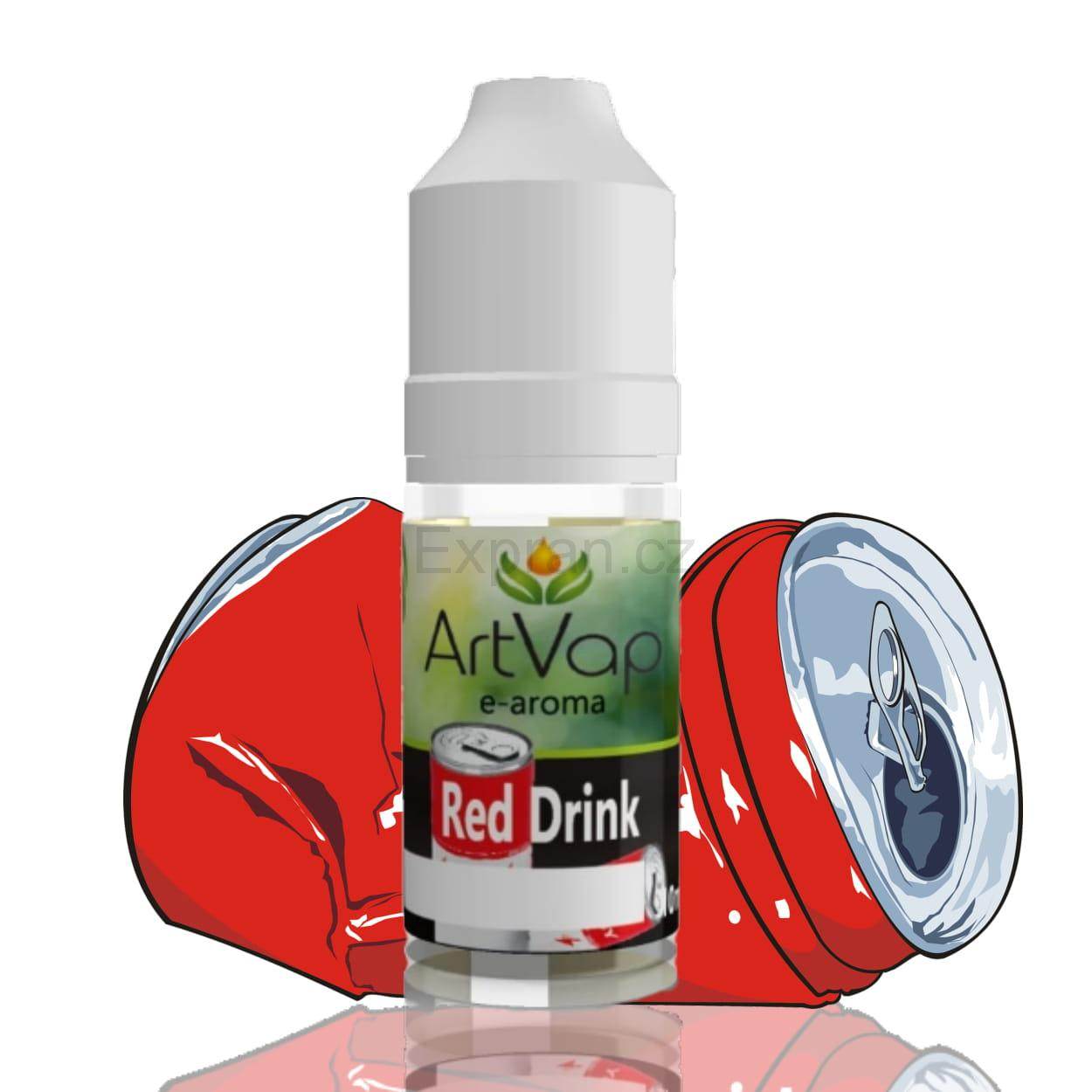 10 ml ArtVap - Red Drink