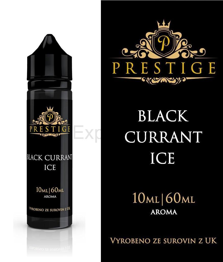10 ml Prestige - Black Currant Ice (Shake & Vape)