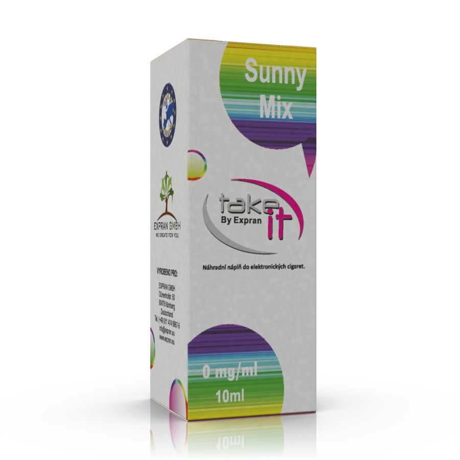 10 ml Take It - Sunny Mix 3 mg/ml
