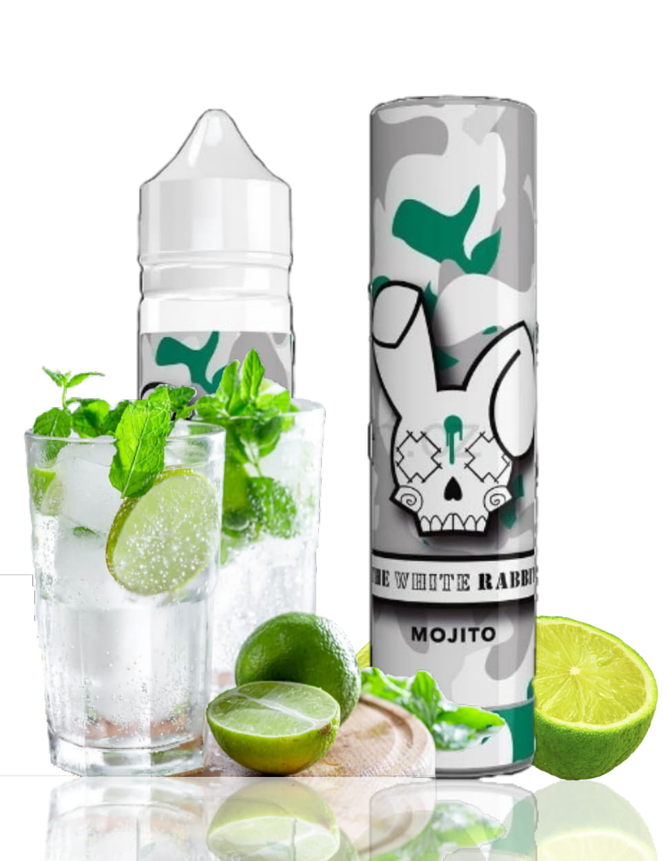 10 ml WSY - The White Rabbit (Shake & Vape)