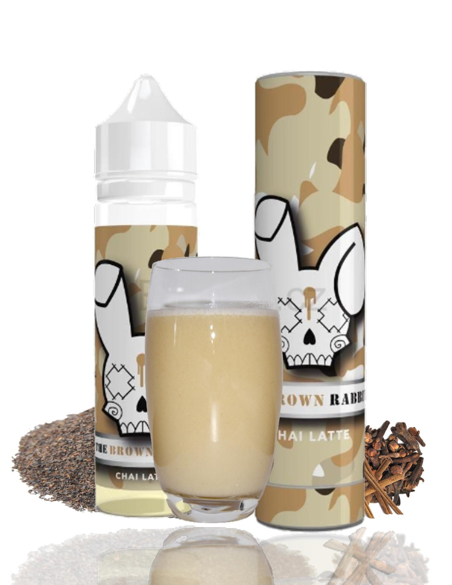 10 ml WSY - The Brown Rabbit (Shake & Vape)