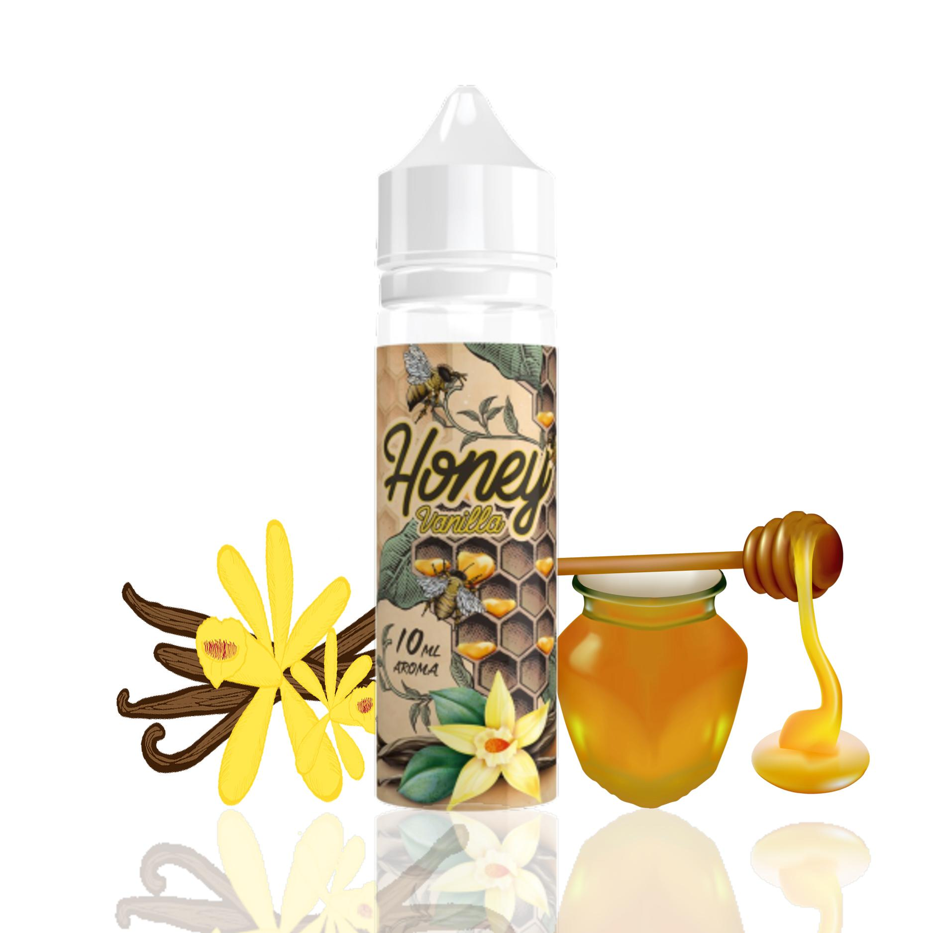 10 ml Honey Vanilla (Shake & Vape)